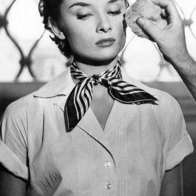 La coupe garçonne (Audrey Hepburn)