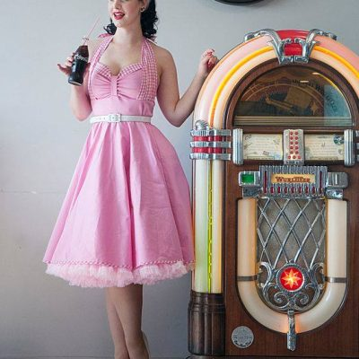 Le jukebox (Rockabilly)
