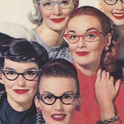 Panoplie de lunettes